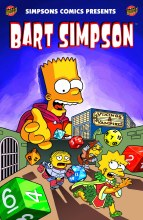 Bart Simpson Comics #65