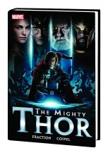 Mighty Thor By Fraction Prem Movie HC VOL 01