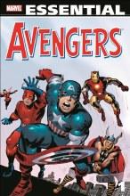 Essential Avengers TP VOL 01 N