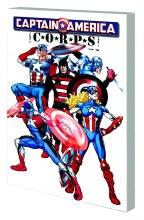 Captain America Corps TP