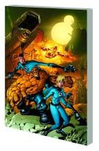 Fantastic Four By Waid & Wieri
