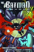 Batman Beyond Industrial Revol