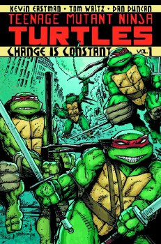 Tmnt Ongoing TP VOL 01 (C: 1-0