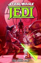 Star Wars Jedi VOL 01 Dark Side TP