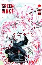 Green Wake #9 (Mr)