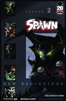 Spawn New Beginnings TP VOL 02