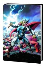Fear Itself Avengers Prem HC