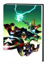 Ultimate Comics Avengers By Mark Millar Omnibus HC