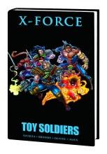 X-Force Toy Soldiers Prem HC