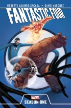 Fantastic Four Season One Prem HC