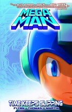 Mega Man TP VOL 02 Time Keeps
