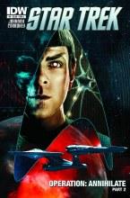 Star Trek Ongoing #6 10 Copy Incv