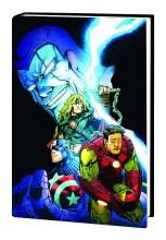 Avengers Crossing Omnibus HC Scherberger Cover