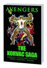 Avengers Korvac Saga TP New Pt