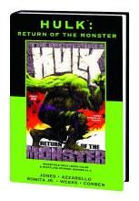 Hulk Return of Monster Prem HC