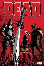 Deadpool Dead 24 x 36 Poster