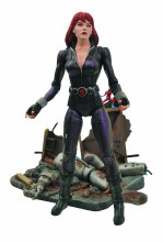 Marvel Select Black Widow Af (