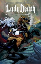Lady Death (Ongoing) #15 (Mr)