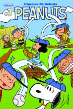Peanuts #3 (of 4) 15 Copy Incv