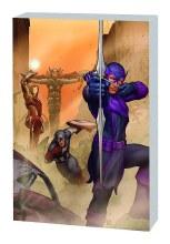 Avengers Hawkeye Solo TP
