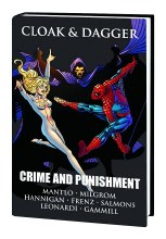 Cloak Dagger Crime Punishment Prem HC