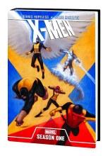 X-Men Season One Prem HC With Digital Code