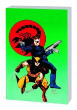 Wolverine and Nick Fury Scorpio TP