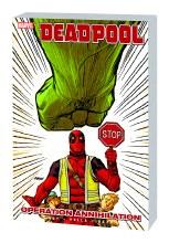 Deadpool TP VOL 08 Operation Annihilation