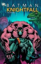 Batman Knightfall TP New Ed VO
