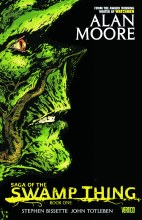 Saga of the Swamp Thing TP Boo