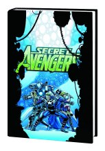 Secret Avengers Prem HC VOL 03 Mission Caught World