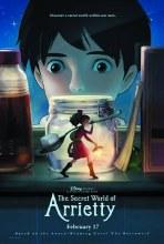 Secret World of Arrietty Dvd (