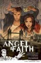 Angel & Faith TP VOL 01 Live T