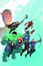 Avengers Roll Call