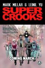 Supercrooks #1 Gibbons Var (of 4) (Mr) (Pp #1005)