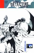 Detective Comics #8 Var Ed