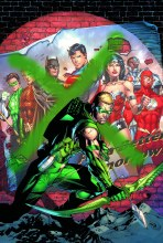 Justice League #8 Var Ed