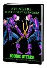 Avengers West Coast Zodiac Attack Prem HC