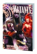 New Mutants TP VOL 04 Unfinish