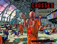 Crossed Badlands #6 Wrap Cvr (