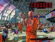 Crossed Badlands #6 Wrap Cvr (