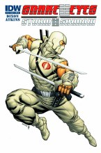 Snake Eyes & Storm Shadow #13