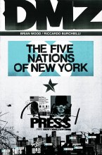 Dmz TP VOL 12 the Five Nations