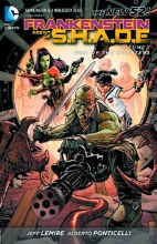 Frankenstein Agent of Shade TP VOL 01 War Monsters