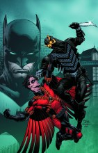 Batman the Dark Knight #9 Var