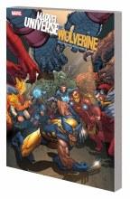 Marvel Universe Vs Wolverine T