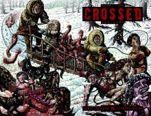 Crossed Badlands #7 Wrap Cvr (