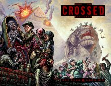 Crossed Badlands #8 Wrap Cvr (