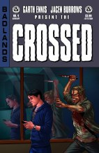 Crossed Badlands #4 Auxiliary