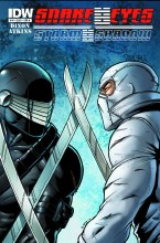 Snake Eyes & Storm Shadow #14
